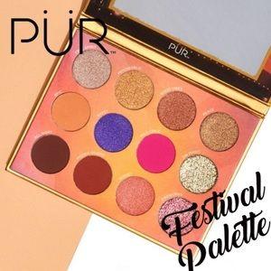 Pur Limited addition festival Eyeshadow pa…